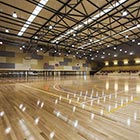 Sports Floors at the Werribee Fitness Centre aka Eagle Stadium by Nellakir