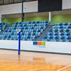 Sports Floors at the Victorian State Netball and Hockey Centre by Nellakir