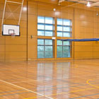 Sports Floors at St Kevins College by Nellakir