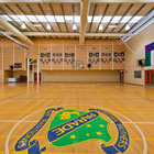Sports Floors at Parade College by Nellakir